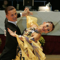Nikolai Darin & Ekaterina Fedotkina at International Championships 2009