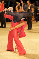 Alex Ivanets & Lisa Bellinger-Ivanets at UK Open 2009