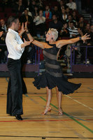 Alex Ivanets & Lisa Bellinger-Ivanets at International Championships 2009