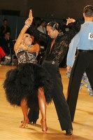 Alex Wei Wang & Roxie Jin Chen at UK Open 2010