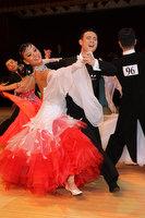 Qing Shui & Yan Yan Ma at Blackpool Dance Festival 2010
