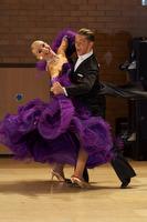 Roberto Villa & Morena Colagreco at UK Open 2009