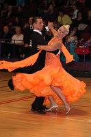 Eric Voorn & Charlotte Voorn at International Championships 2011