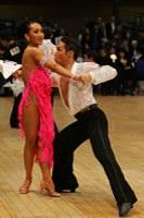 Shota Sesoko & Shizuka Hara at UK Open 2008
