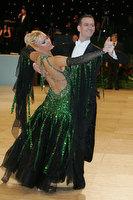 Mark Elsbury & Olga Elsbury at UK Open 2010