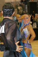 Andrea Silvestri & Martina Váradi at Hungarian Amateur Latin Championship 2008