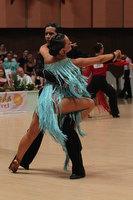 Andrea Silvestri & Martina Váradi at 45th Savaria International Dance Festival