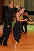 Niels Didden & Gwyneth Van Rijn at 45th Savaria International Dance Festival