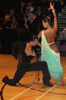 Koji Nishijima & Asumi Nishijima at The International Championships