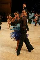 Koji Nishijima & Asumi Nishijima at UK Open 2008