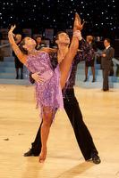Koji Nishijima & Asumi Nishijima at UK Open 2009