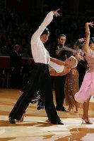 Michal Malitowski & Joanna Leunis at The International Championships