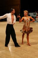 Michal Malitowski & Joanna Leunis at UK Open 2008