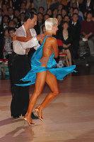 Michal Malitowski & Joanna Leunis at Blackpool Dance Festival 2010