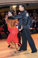 Fabio Modica & Tinna Hoffmann at Blackpool Dance Festival 2008