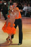 Raimondo Todaro & Francesca Tocca at Blackpool Dance Festival 2009