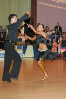 Emanuele Soldi & Elisa Nasato at Savaria 2007