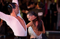 Emanuele Soldi & Elisa Nasato at Blackpool Dance Festival 2008