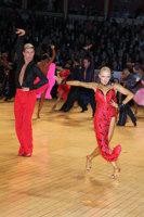 Kirill Belorukov & Elvira Skrylnikova at The International Championships