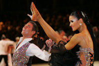 Kirill Belorukov & Elvira Skrylnikova at International Championships 2011
