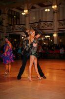 Kirill Belorukov & Elvira Skrylnikova at Blackpool Dance Festival 2008