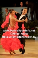 Mauro Favaro & Angelina Shabulina at