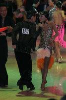 Ke Qiang Shao & Na Yang at Blackpool Dance Festival 2011