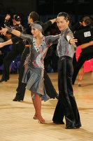 Ke Qiang Shao & Na Yang at UK Open 2010