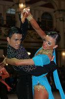 Denys Drozdyuk & Antonina Skobina at Blackpool Dance Festival 2011