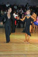 Joshua Keefe & Sara Magnanelli at International Championships 2009