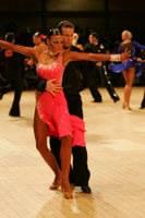 Stefano Moriondo & Malene Ostergaard at UK Open 2008