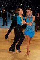 Stefano Moriondo & Malene Ostergaard at UK Open 2009