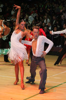 Jonas Kazlauskas & Jasmine Chan at International Championships 2009