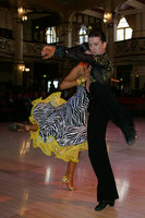 Danny Stowell & Kate Moore at Blackpool Dance Festival 2011