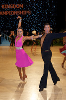 Danny Stowell & Kate Moore at UK Open 2009