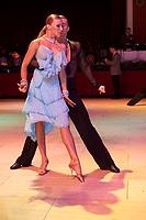 Evgeni Smagin & Polina Kazatchenko at Blackpool Dance Festival 2008