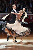 Arunas Bizokas & Katusha Demidova at International Championships 2011