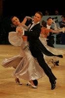 Sergei Konovaltsev & Olga Konovaltseva at UK Open 2008