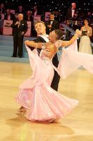 Sergei Konovaltsev & Olga Konovaltseva at UK Open 2009