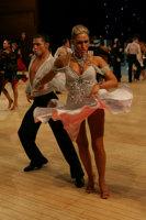 Ben Hardwick & Lucy Jones at UK Open 2008