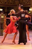 Ben Hardwick & Lucy Jones at Blackpool Dance Festival 2008