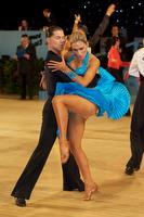 Ben Hardwick & Lucy Jones at UK Open 2009