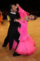 Ruslan Golovashchenko & Olena Golovashchenko at The International Championships