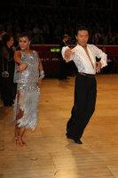 Lu Ning & Jasmine Ding Fang Zhang at The International Championships