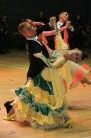 Szymon Kulis & Margarita Zvonova at International Championships 2009