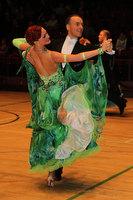 Ben Taylor & Stefanie Bossen at The International Championships