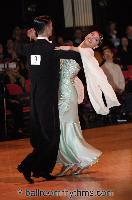 Chao Yang & Yiling Tan at Blackpool Dance Festival 2006