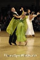 Chao Yang & Yiling Tan at UK Open 2007