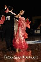 Chao Yang & Yiling Tan at Australian Dancesport Championship 2006