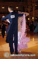 Domen Krapez & Monica Nigro at Blackpool Dance Festival 2006